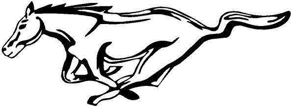 cartoon mustang symbol jpg 595x218 cartoon ford mustang logo - Ford Mustang Logo Images
