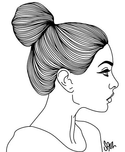 Line Art People : Line drawings of people clipart best