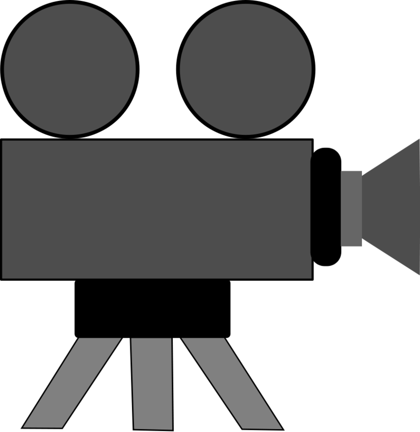 Film Camera Logo Png Clipart - Free to use Clip Art Resource