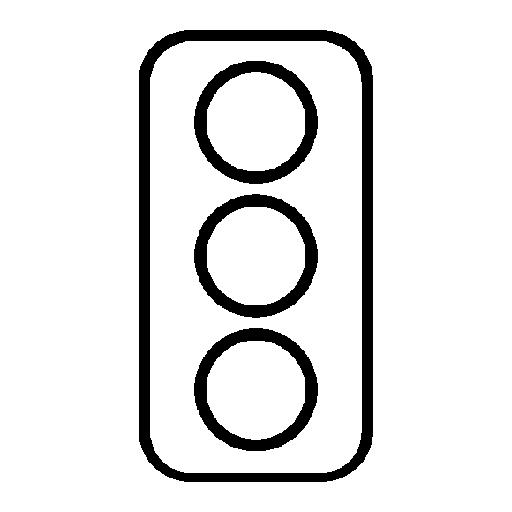 Traffic Light Icon Clipart Best