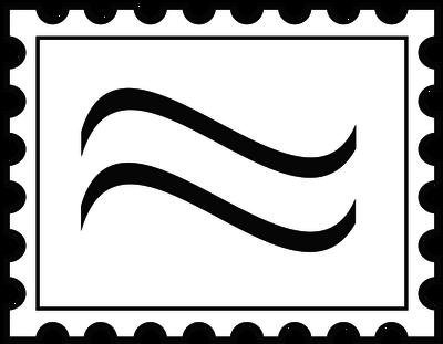 Vector Postage Stamp - ClipArt Best