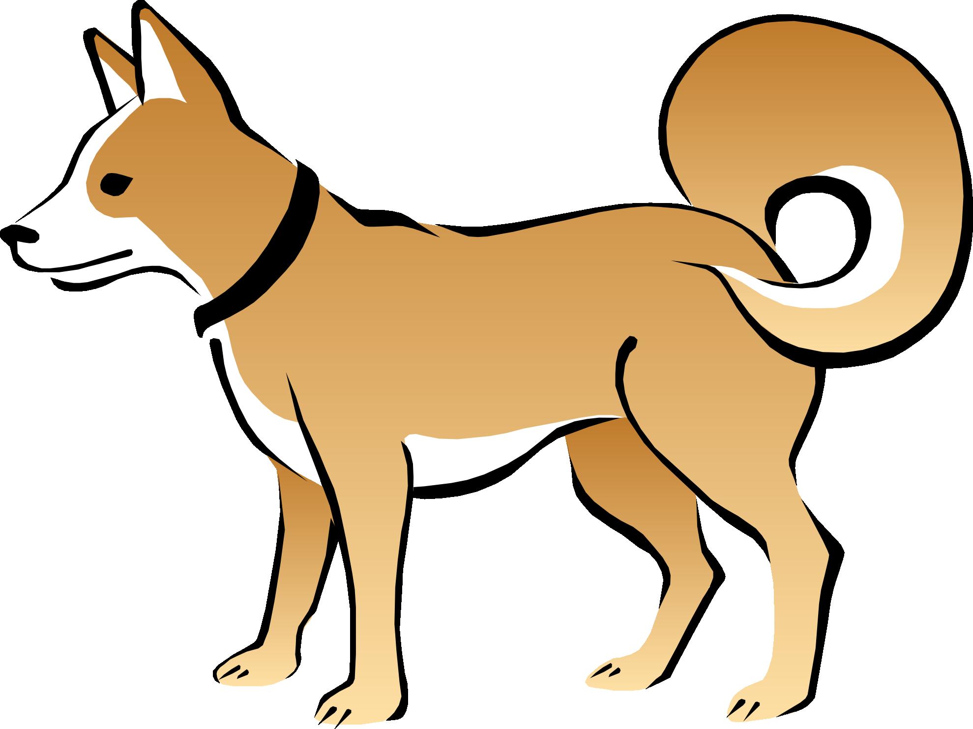 free clipart dog running - photo #18