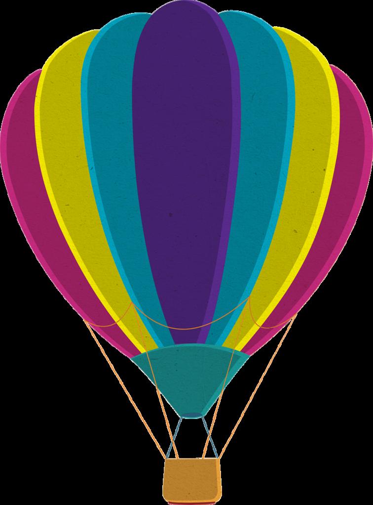 clipart hot air balloon - photo #29