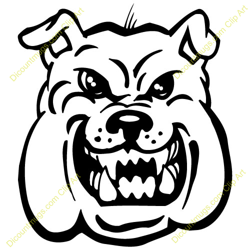 angry dog clip art - photo #21