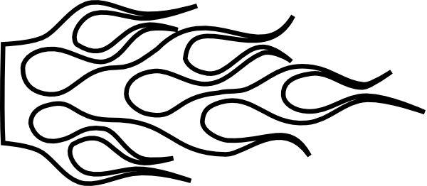 Flames Clip Art Vector - ClipArt Best