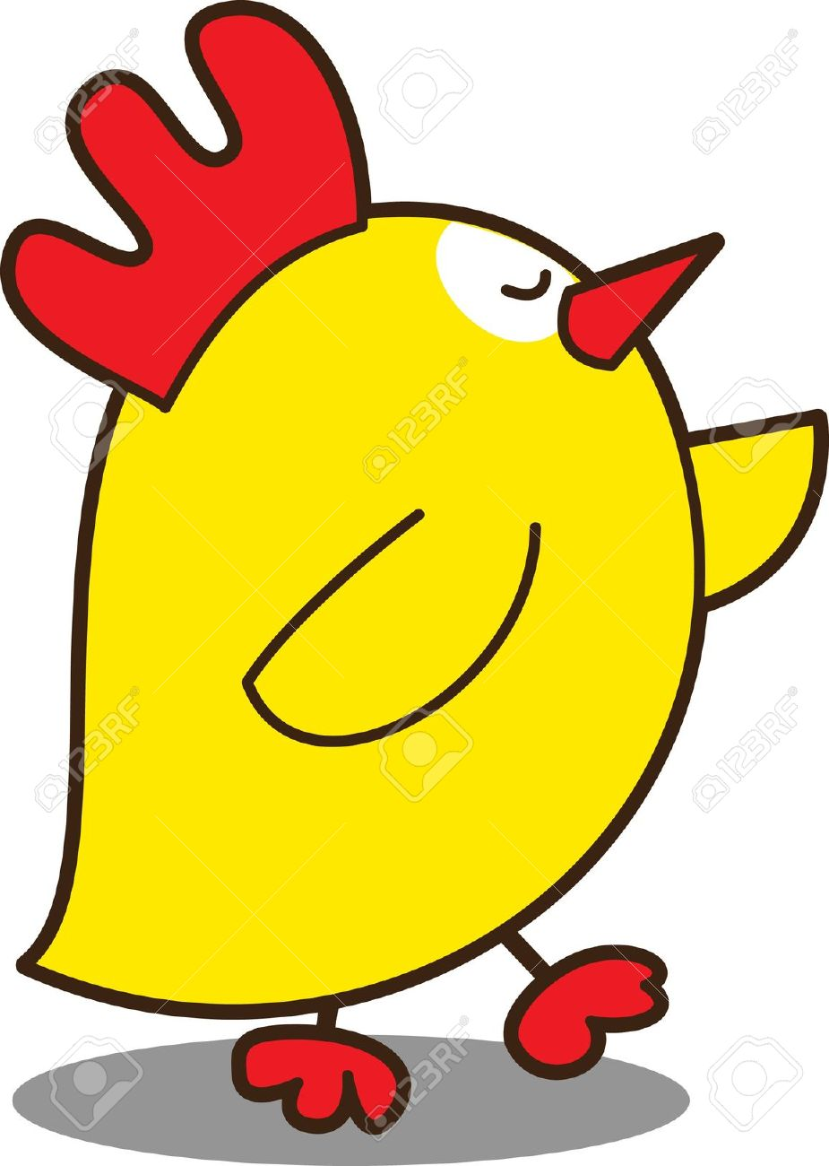 Cartoon Chickens Images - ClipArt Best