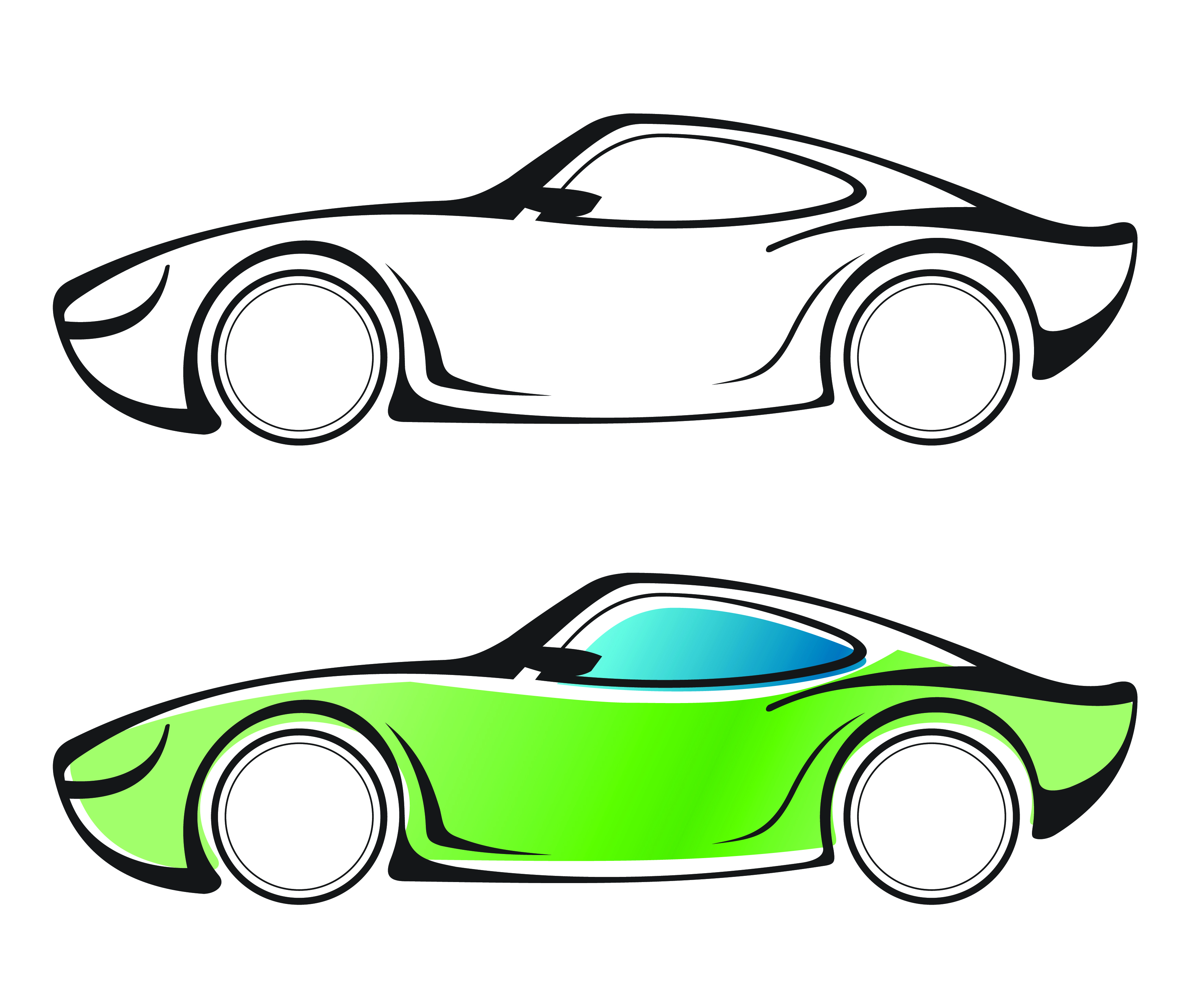 Drawing Lines Using Svg : Car vector clipart best