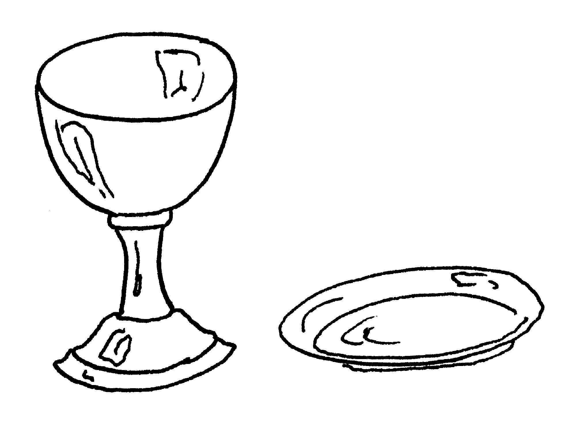 Chalice Clipart Clipart Best