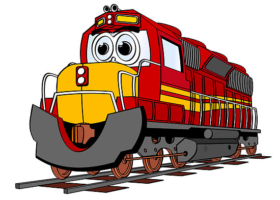Cartoon Images Of Trains - ClipArt Best