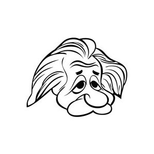 34 albert einstein cartoon . Free cliparts that you can download to ...