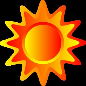 Sun Clip Art Targer Golden Dragon Co