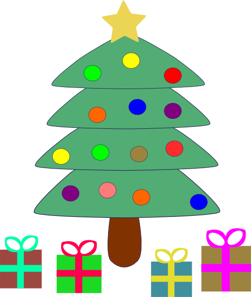 christmas clipart free vector - photo #35