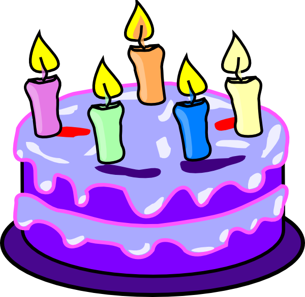Cartoon Pics Of Birthday Cakes : Cartoon Birthday Cakes - ClipArt Best