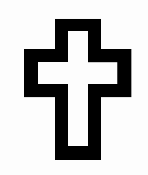 Images Of Religious Crosses Clipart Best