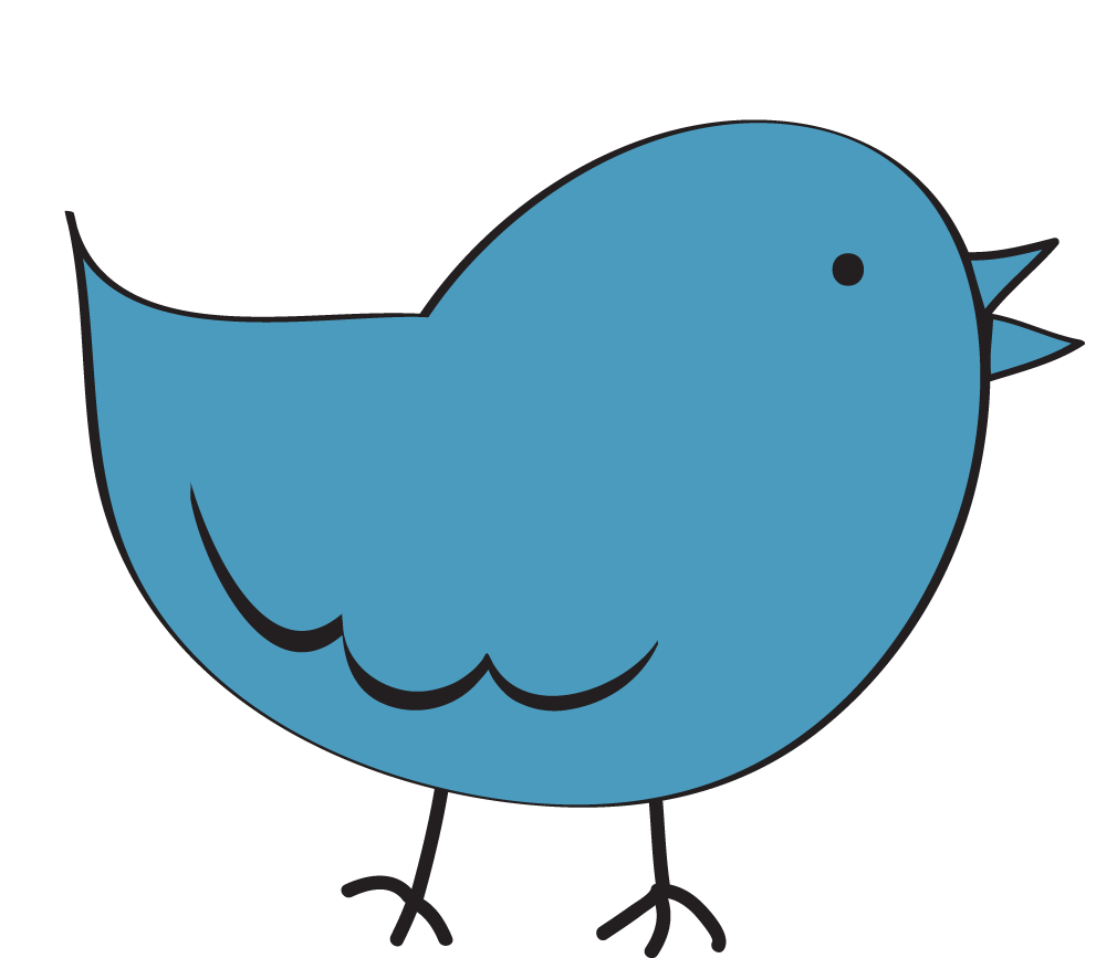 Blue Bird Clipart - ClipArt Best