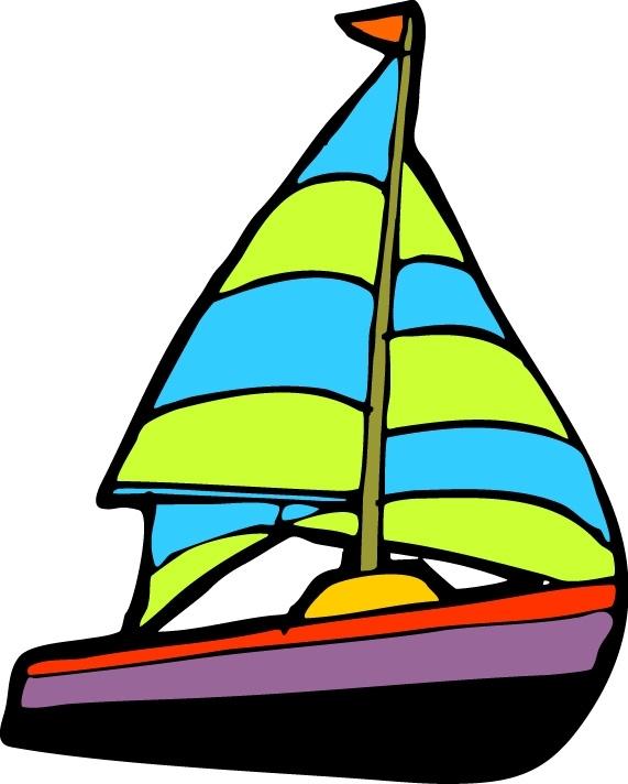 A Cartoon Boat - ClipArt Best