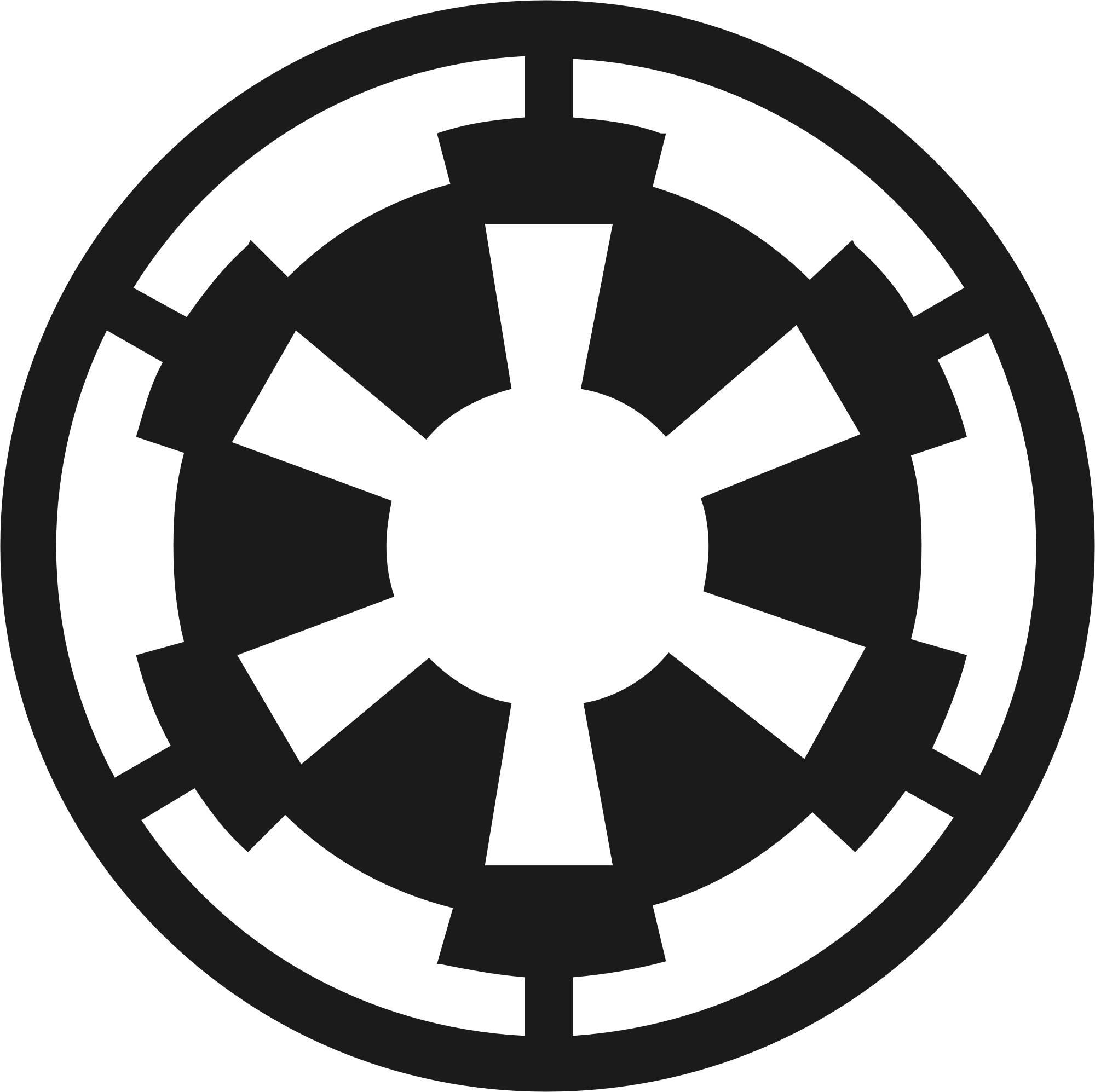 star wars symbole clipart best. Black Bedroom Furniture Sets. Home Design Ideas