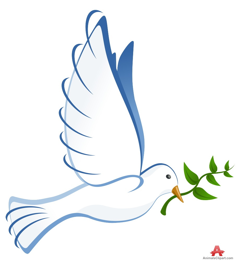 Dove Of Peace - ClipArt Best - 96.1KB