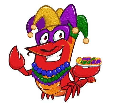 crawfish party images clipart best crawfish boil clip art Funny Crawfish Clip Art