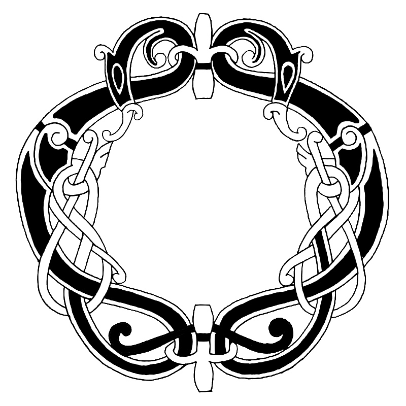 Celtic Circle Border - ClipArt Best