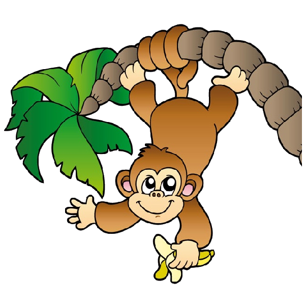 Animated Monkey Clip Art - ClipArt Best