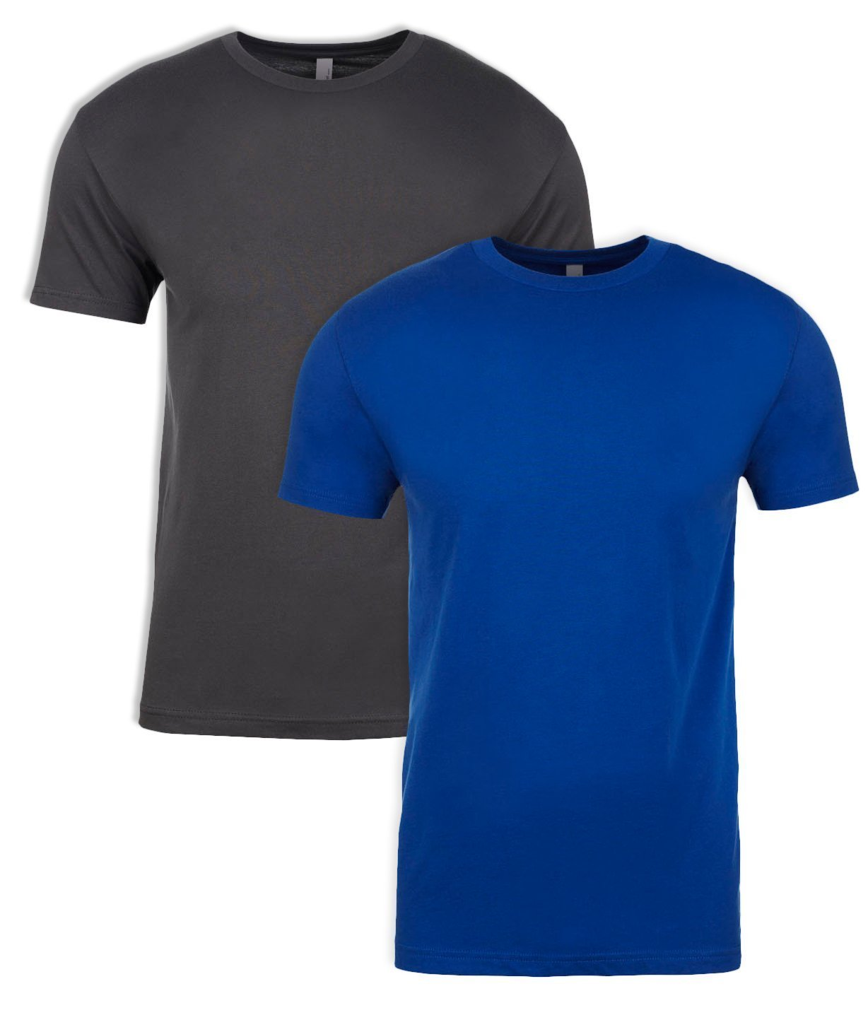 Top 10 Best Black T-Shirts. A fitted black T-shirt is one of the best plain T-shirts, especially if you're looking to give your torso more definition. The Idle Man's Sunday Club T-shirt is a great example of a quality crew neck. With a classic, regular fit, this tee is great for everyday wearing, with the added graphic pop of colour.