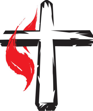 Church cross clipart logo