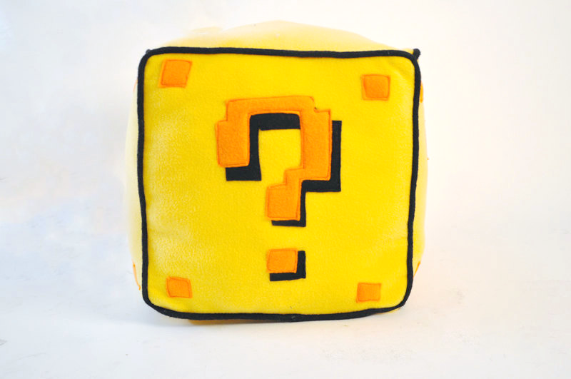 Nintendo Question Mark Box by abcdennis on DeviantArt