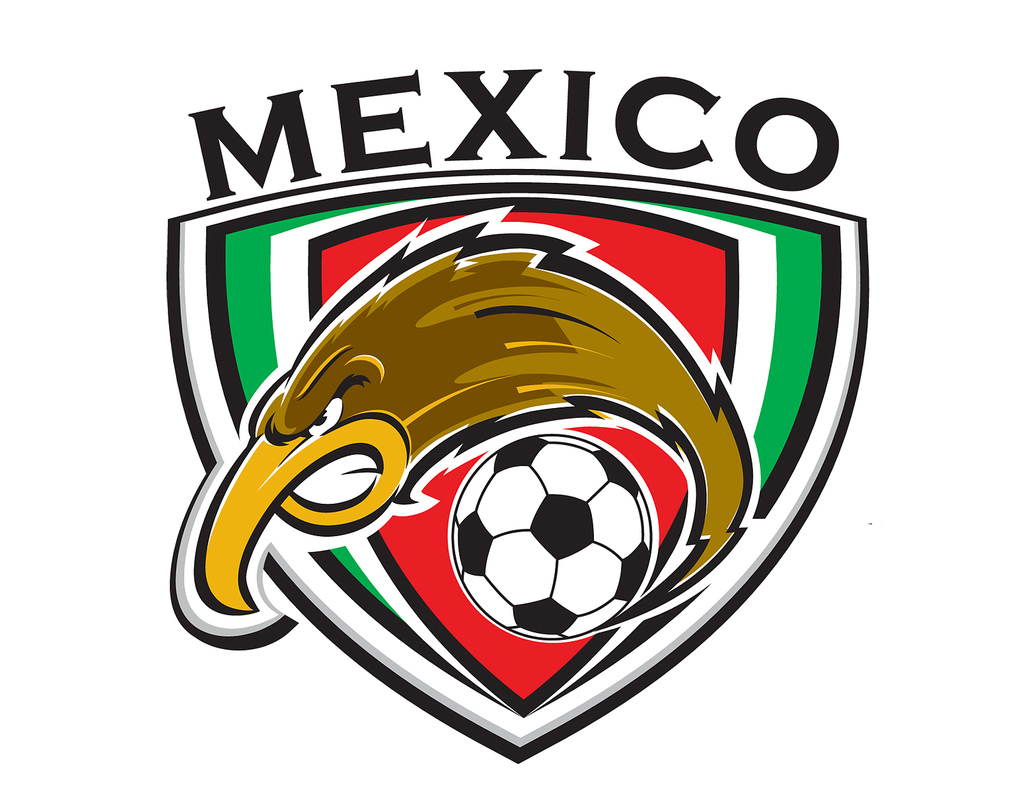 Logo soccer mexico | EDSEVEN | Flickr