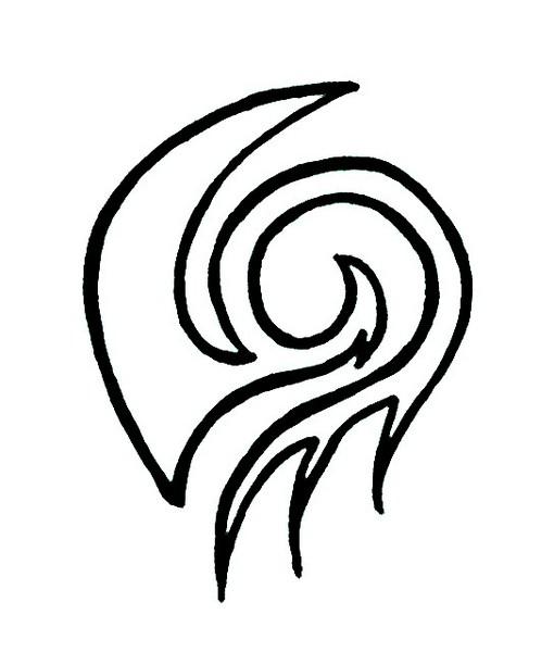 simple dragon designs clipart best