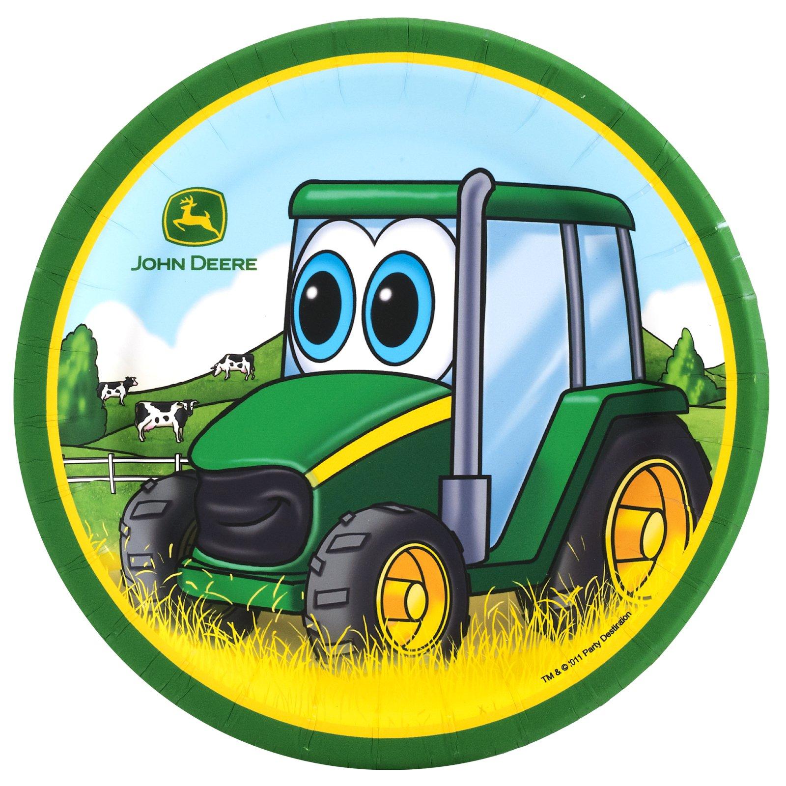 John Deere Tractor Cartoon Prints : John deere clip art free clipart best