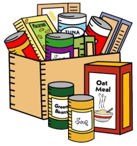 Free food drive clipart