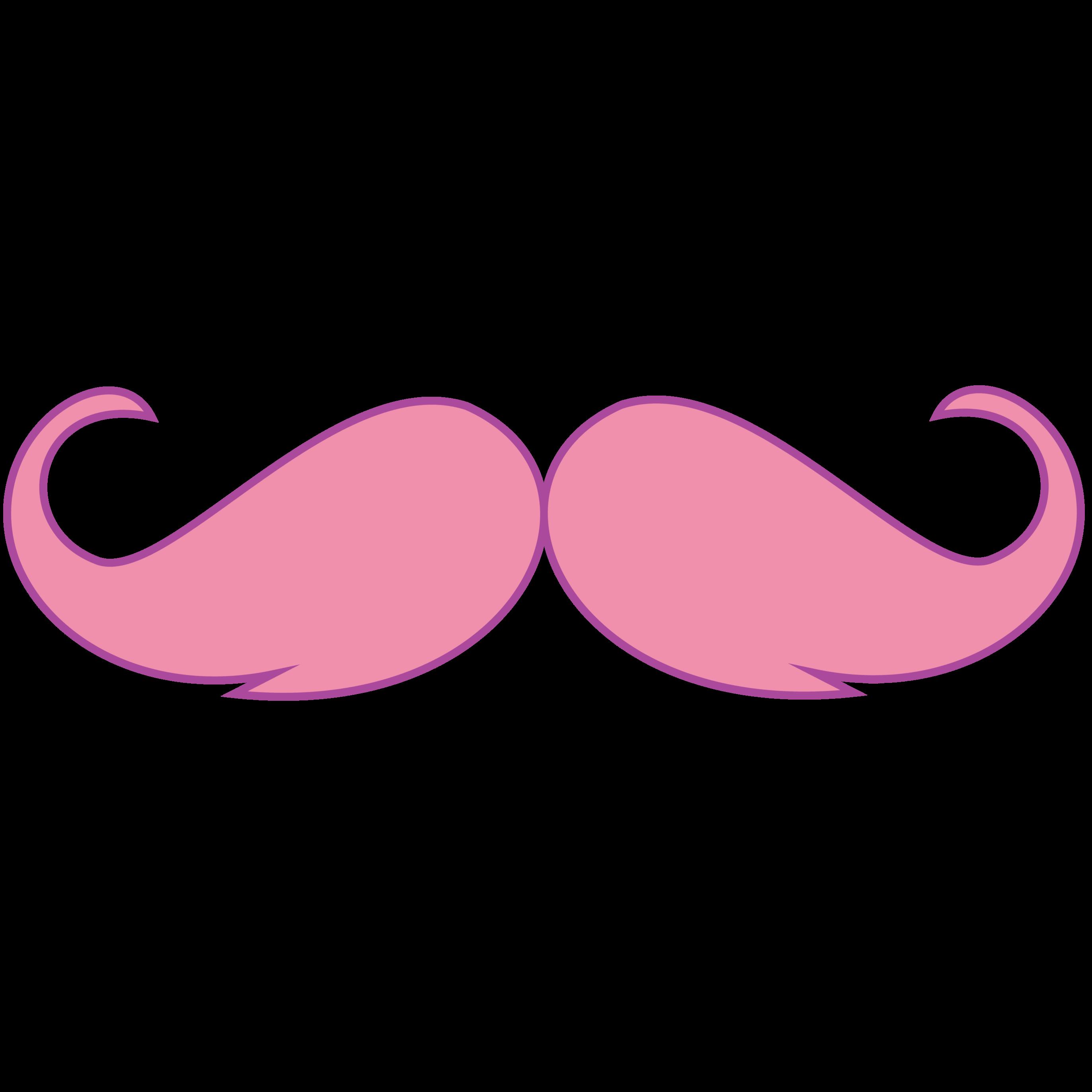 moustache clip art png - photo #39
