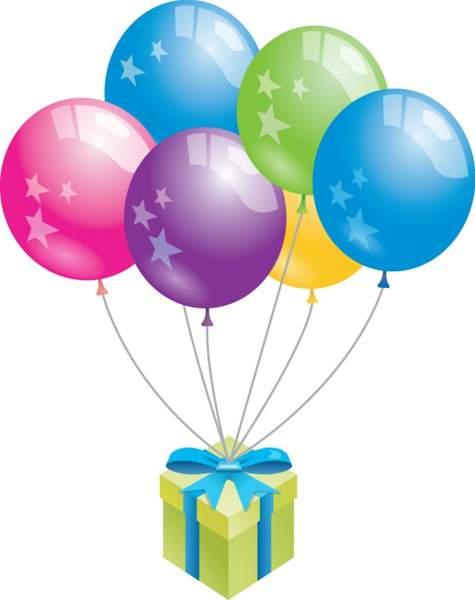 Clipart Balloons - ClipArt Best