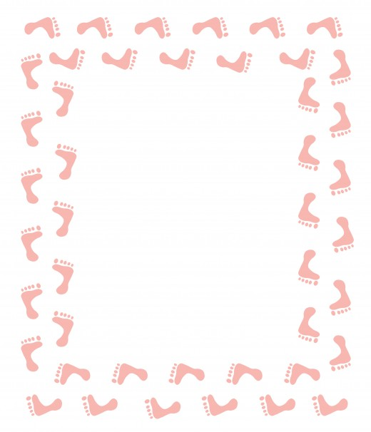 Free Baby Shower Clip Art Borders - ClipArt Best