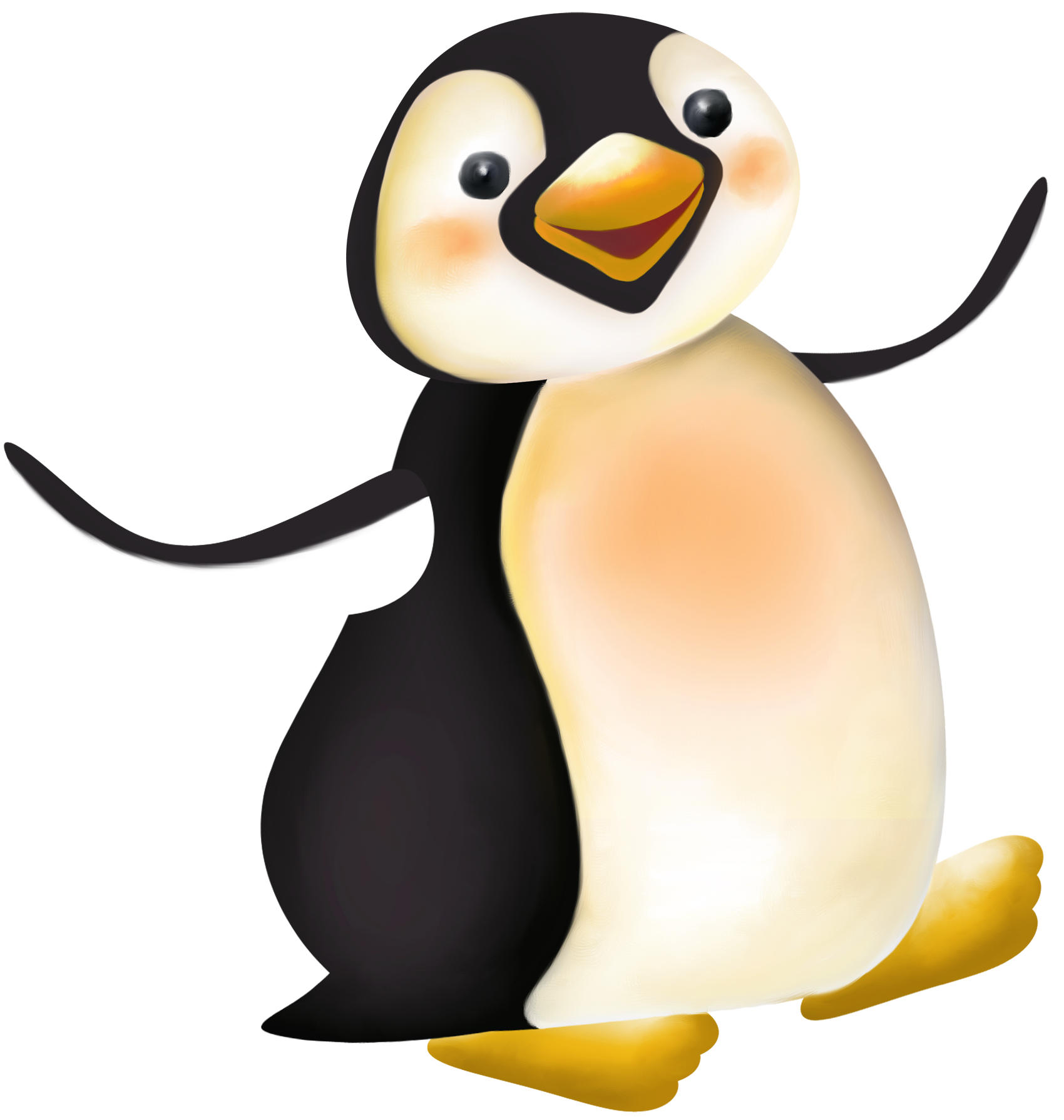 cartoon penguin images clipart best clip art penguins clipart penguins nhl
