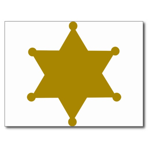 15 sheriff star template free cliparts that you can download to you ...