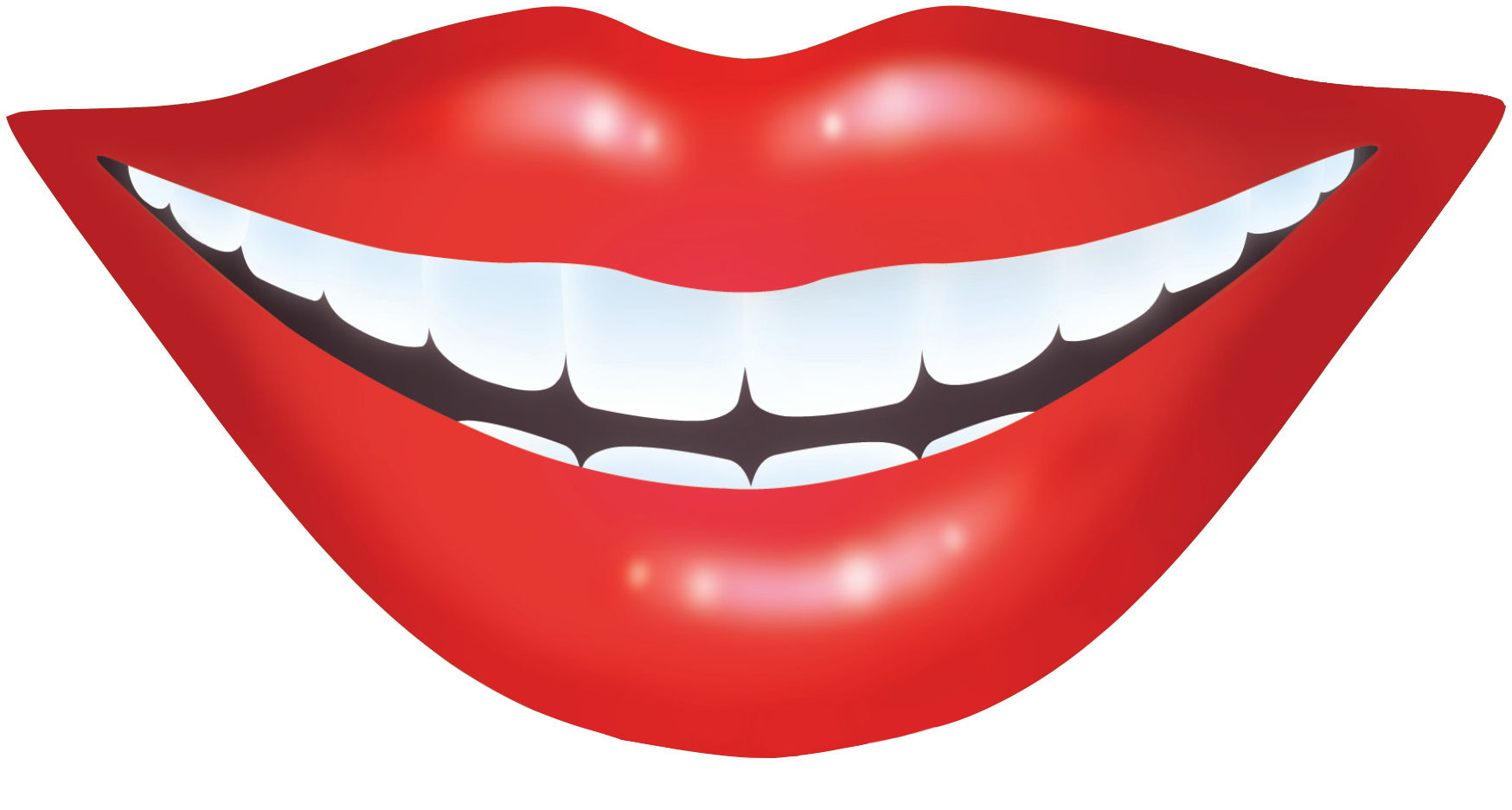 clipart of lips - photo #17
