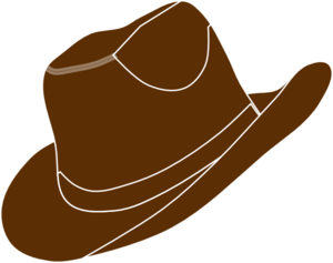 cowgirls clipart png clipart best Pink Cowboy Boot Clip Art cowgirl hat clip art black and white