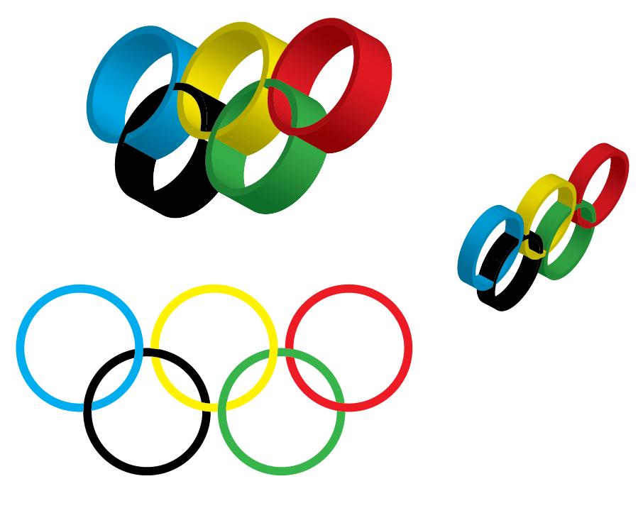 Clip Art Free Olympic Rings Sochi | Party Invitations Ideas