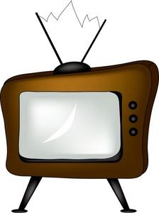 Old Tv Set - ClipArt Best