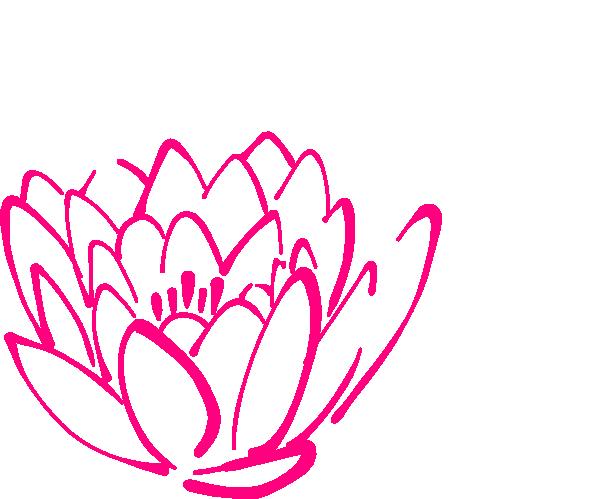 Pink Lotus Drawing 38 Lotus Flower Frees That You