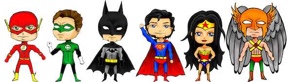 Free Clip Art Of Children As Super Heroes ClipArt Best