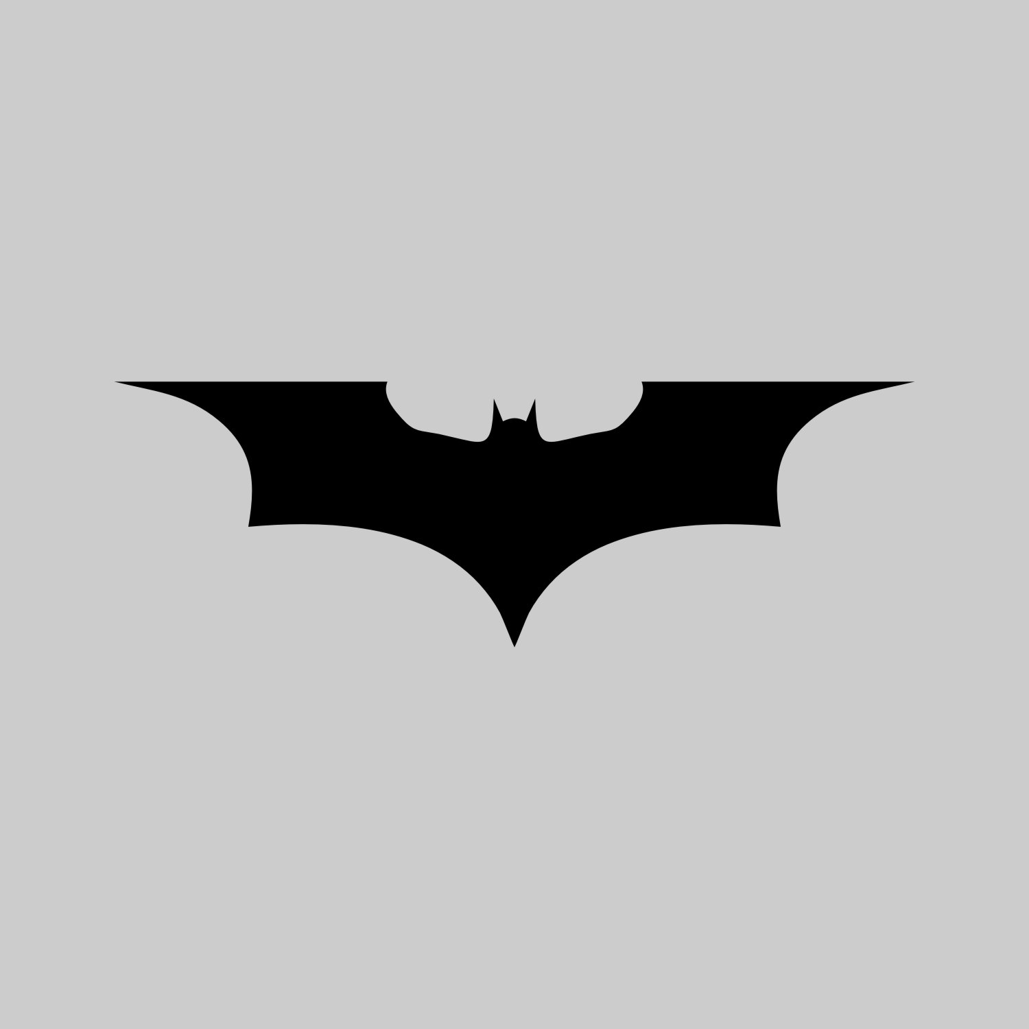 dark knight rises bat symbol
