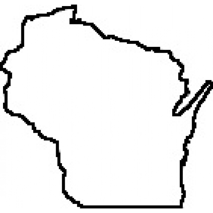 State Of Wisconsin Clip Art - ClipArt Best