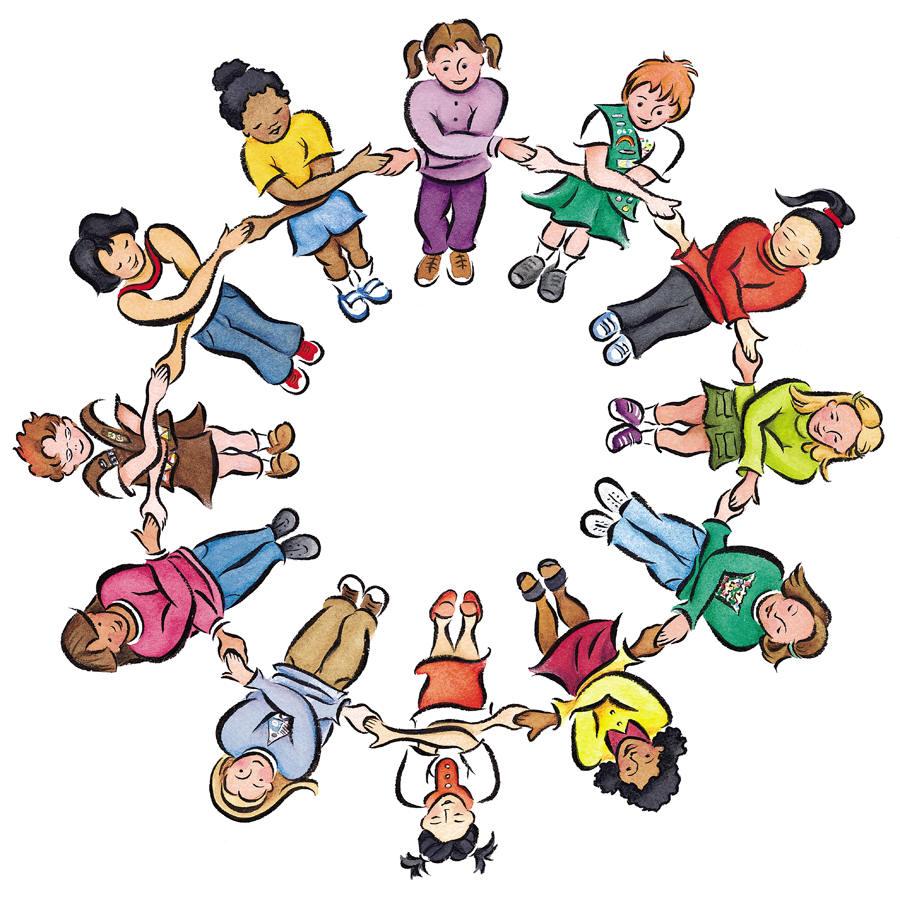 clip art free girl scouts - photo #4