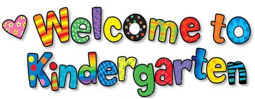 Welcome to Kindergarten! Meet Your Teachers Open House Night