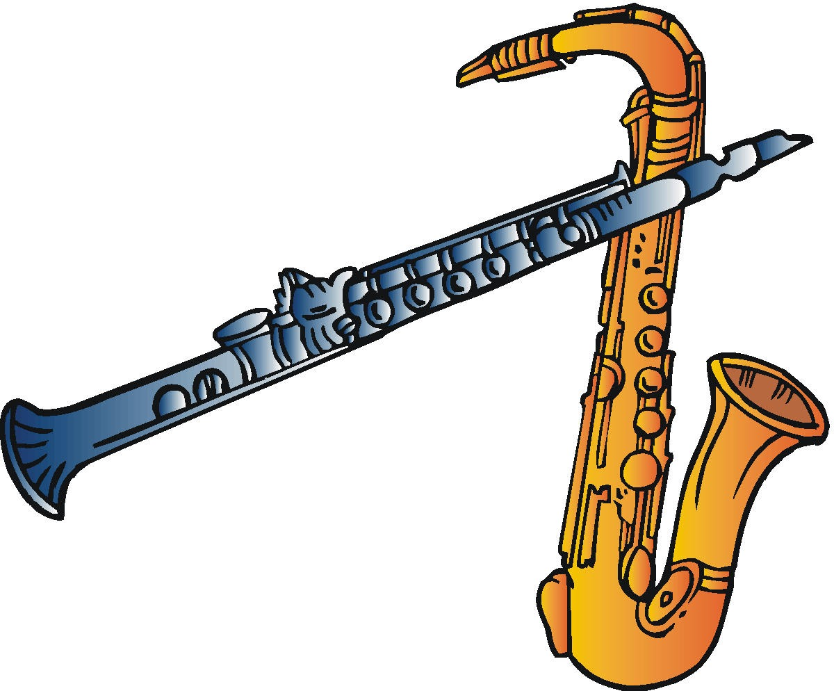 Clarinet Clipart Clipart Best