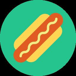 Free Hot Dog Icons