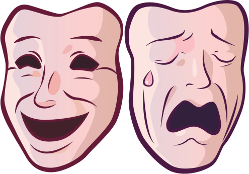 cartoon drama masks clipart best comedy drama masks clipart Drama Club Clip Art
